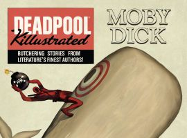 cover from Deadpool: Classics Killustrated (2013) #1