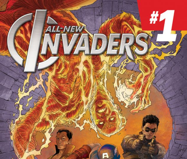 ALL-NEW INVADERS 1 (ANMN, WITH DIGITAL CODE)