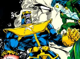 90s By The Numbers: Warlock and the Infinity Watch #8