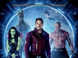 Marvel's Guardians of the Galaxy Korean poster