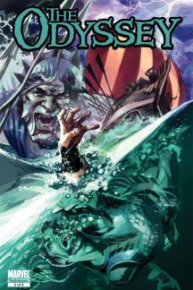 Marvel Illustrated: The Odyssey #2