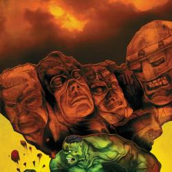 Hulk: Let The Battle Begin #1 cover