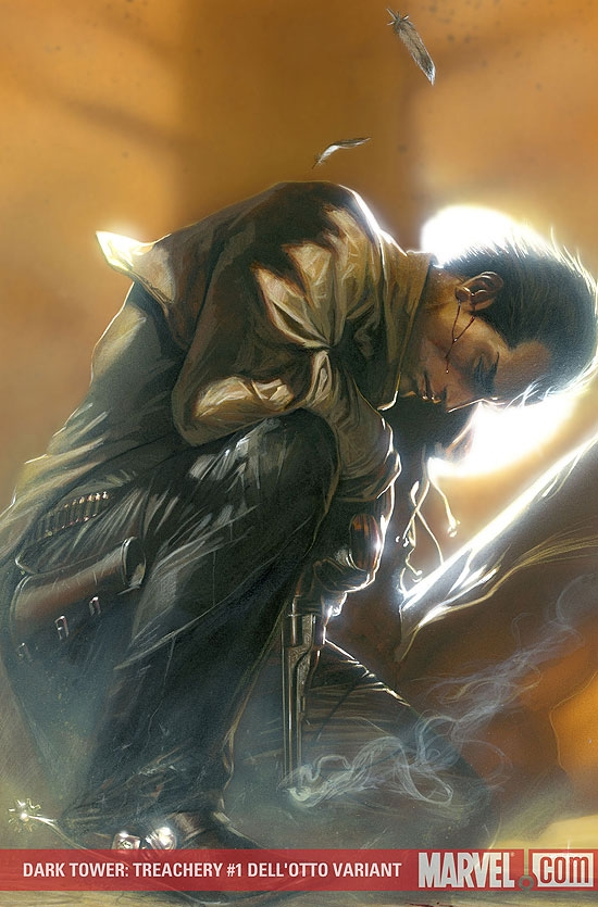 DARK TOWER: TREACHERY #1