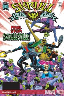 Skrull Kill Krew (1995) #5