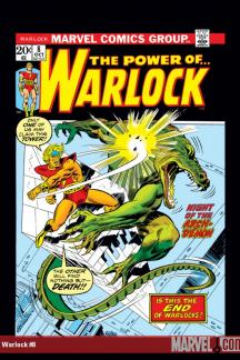 Warlock (1972) #8