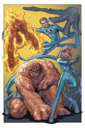 Marvel Age Fantastic Four Vol. 1: All for One (Digest)