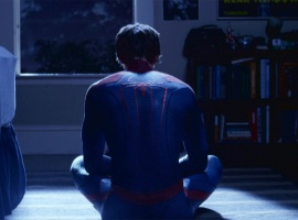 Check out The Amazing Spider-Man teaser!