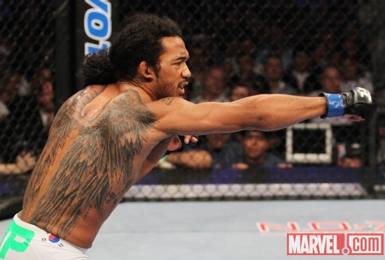 Don't mess with Benson Henderson