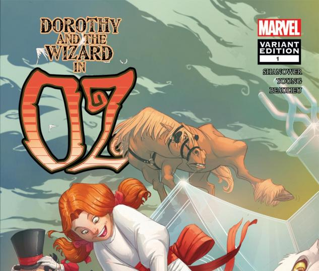Dorothy & The Wizard in Oz, Bradshaw Variant (2010) #1
