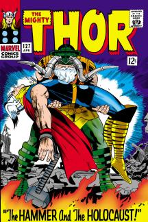 Thor (1966) #127