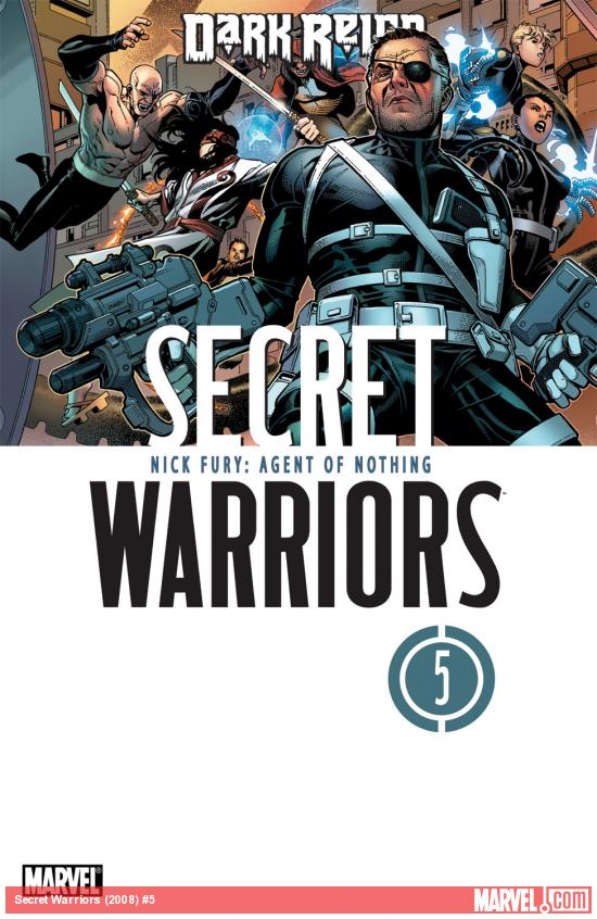 Secret Warriors (2008) #5