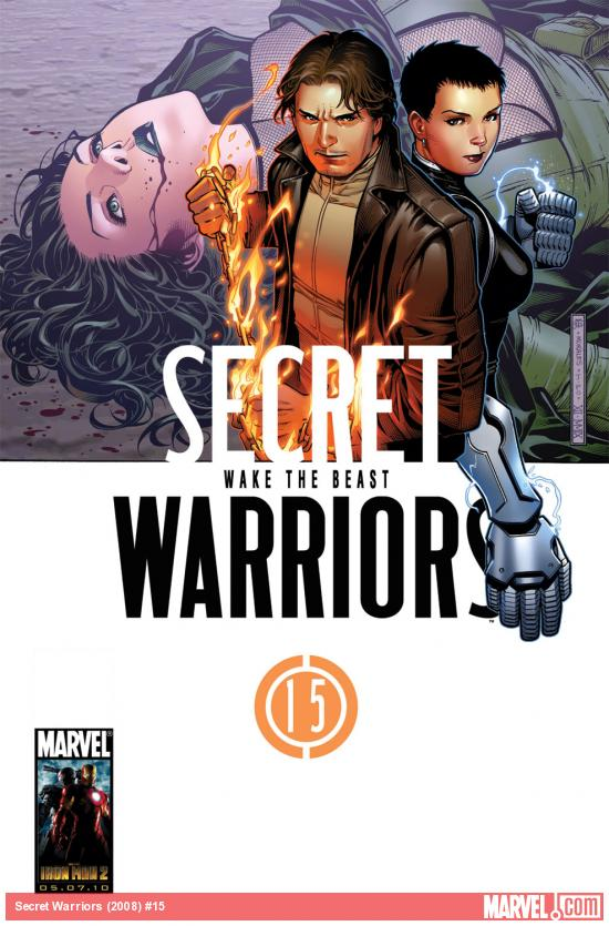 Secret Warriors (2008) #15