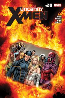 Uncanny X-Men (2011) #20