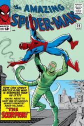 Amazing Spider-Man #20 