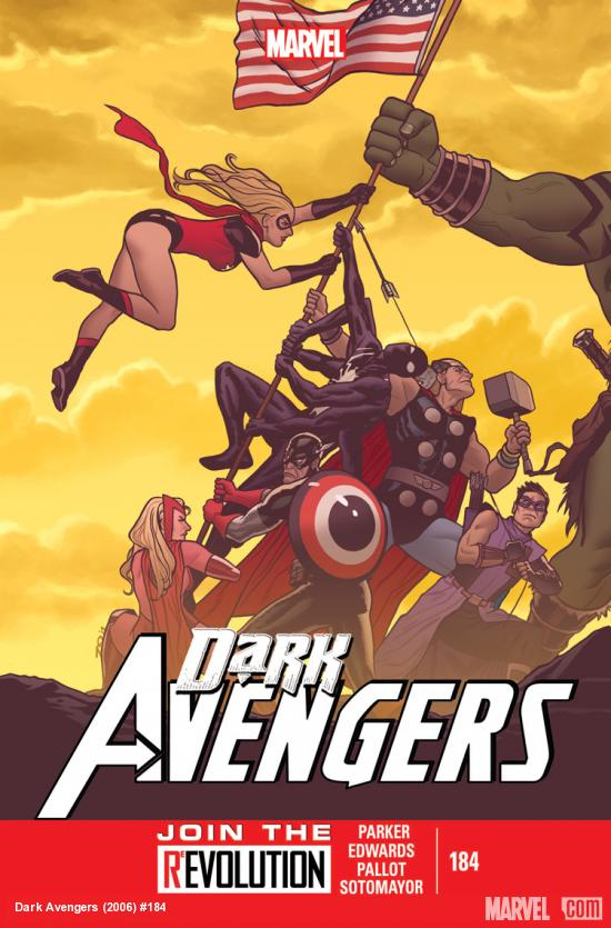 Dark Avengers (2006) #184