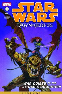 Star Wars: Dawn Of The Jedi - Force War #4