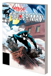 Spider-Man: The Complete Alien Costume Saga Book 2 (Trade Paperback)