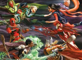 Avengers: Standoff! by Alex Ross