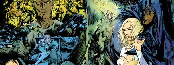 Sneak Peek: Spider-Island: Cloak & Dagger #1