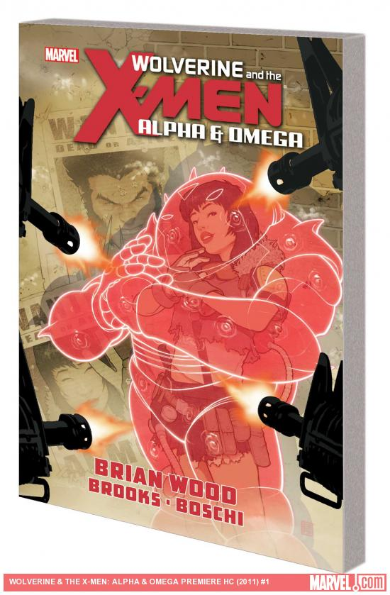 WOLVERINE & THE X-MEN: ALPHA & OMEGA TPB
