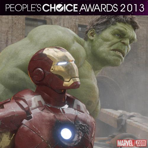 Vote for The Avengers at the 2013 Peoples Choice Awards