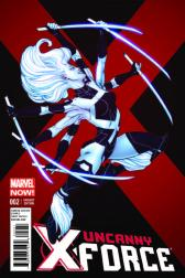 Uncanny X-Force #2  (Mcguinness Variant)