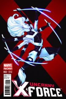 Uncanny X-Force (2013) #2 (Mcguinness Variant)