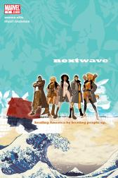 Nextwave: Agents of H.a.T.E. #1 