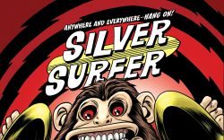 SILVER SURFER 3 (ANMN, WITH DIGITAL CODE)