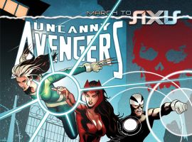 UNCANNY AVENGERS 24 (MTAX, WITH DIGITAL CODE)