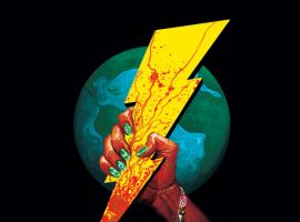 Weirdworld #1 cover by Mike Del Mundo