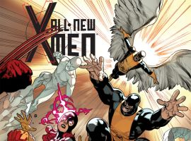 All New X-Men (2012) #10 Cover