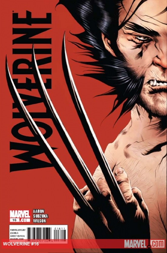 WOLVERINE 16