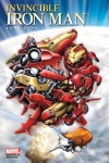 Invincible Iron Man (2008) #25 (IRON MAN BY DESIGN VARIANT)