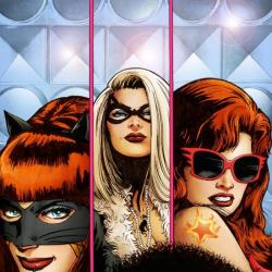 MARVEL DIVAS #1 (70S DECADE VARIANT)