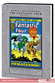 Marvel Masterworks: The Fantastic Four Vol. 11 (Hardcover)