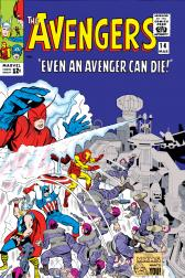 Avengers #14 