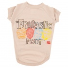 Fantastic Four Dog Tee by Fetch available at PetSmart