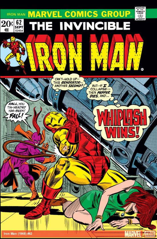 Iron Man (1968) #62