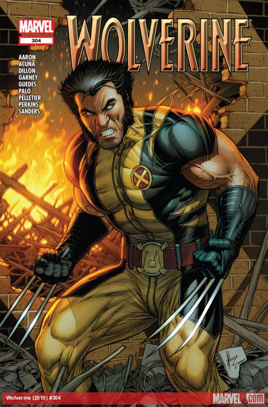 Wolverine (2010) #304