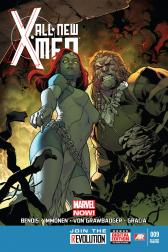 All-New X-Men #9  (2nd Printing Variant)