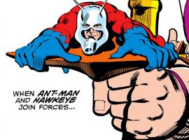 Follow the History of Ant-Man Pt. 3