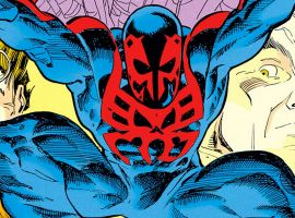 90s By The Numbers: Spider-Man 2099 #3