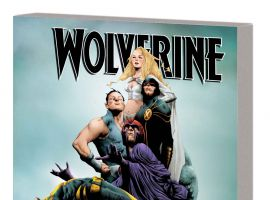 WOLVERINE BY JASON AARON: THE COMPLETE COLLECTION VOL. 3 TPB