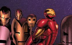 IRON MAN GREG LAND POSTER #0