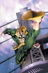 IRON FIST (2002) #2 COVER