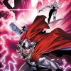 The Mighty Thor #1 cover by Olivier Coipel