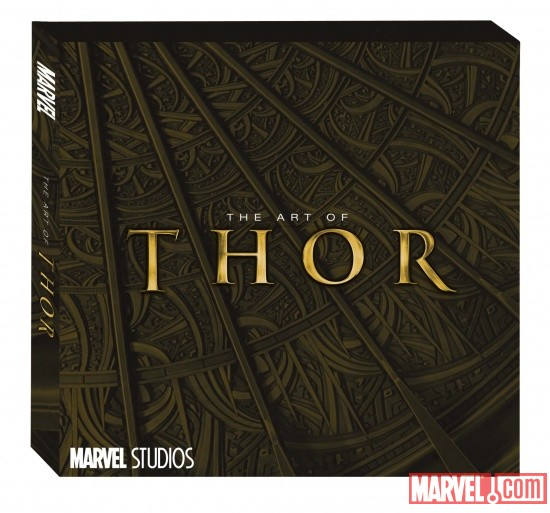 THOR: THE ART OF THOR THE MOVIE HC