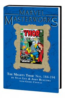 Marvel Masterworks: The Mighty Thor (Hardcover)