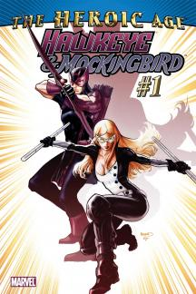 Hawkeye &amp; Mockingbird (2010) #1